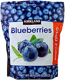 Kirkland 柯克兰 蓝莓干567g(美国进口) (跨境自营,包邮包税)