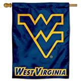 College Flags & Banners Co. West Virginia University WVU Mountaineers House Flag