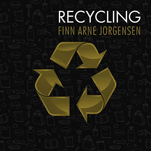 Recycling audiobook cover art