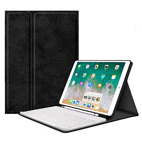 IPad Keyboard Case 9.7 voor iPad 2018 6e generatie, iPad Pro 9.7