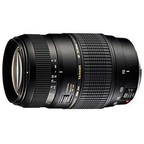 Tamron AF 70-300mm F/4-5,6 Di LD Macro 1:2 Lens voor Nikon