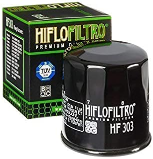 Ölfilter Hiflo passend für Kawasaki Z1000 ZRT00D / E 2010 2013