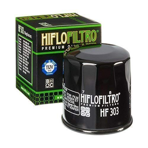 Ölfilter Hiflo passend für Kawasaki Z1000 ZRT00D / E 2010-2013