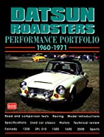 Datsun Roadsters 1960-71 Performance Portfolio