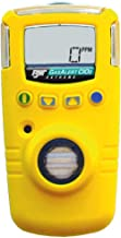 BW Technologies GAXT-V-DL GasAlert Extreme Chlorine Dioxide (ClO2) Single Gas Detector, 0-1 ppm Measuring Range, Yellow