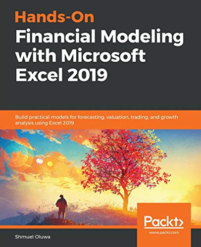 Hands-On Financial Modeling with Microsoft Excel 2019 Front Cover