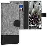 kwmobile Wallet Case kompatibel mit Huawei P30 Lite -