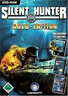 Silent Hunter 3 Gold Edition (DVD-ROM) [UbiSoft eXclusive] [Alemania]