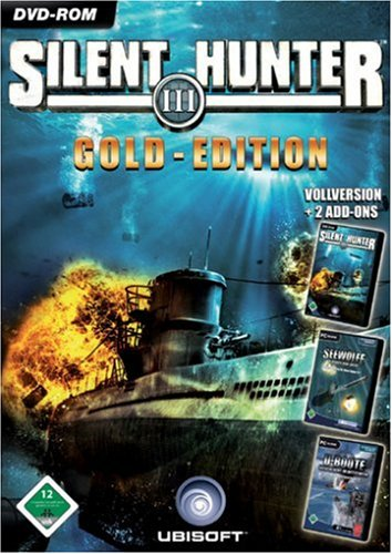 Silent Hunter 3 Gold Edition (DVD-ROM) [UbiSoft eXclusive]