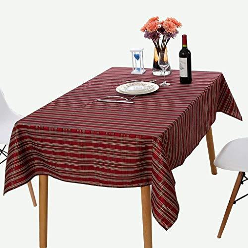 ZXL rooster tafelkleed woonkamer creatief eettafel restaurant cafe tafelkleed bloemen afdruk tafelkleed lengte 130-260 cm (grootte: 100 x 160 cm)