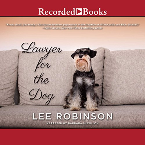 Lawyer for the Dog audiobook cover art