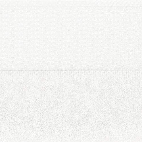 Country Brook Design - White Sew on Hook and Loop (2 Inch, 3 Yards)