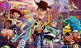 PARTYLANDIA Cialda in Ostia del Cartone Toy Story...