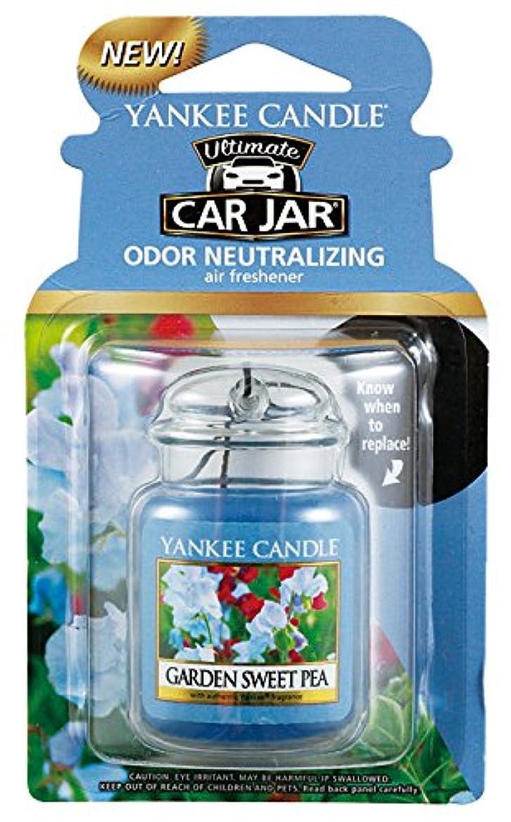 雑種香水バックアップヤンキーキャンドル ネオカージャー YANKEECANDLE  スイートピー 吊り下げて香らせるフレグランスアイテム