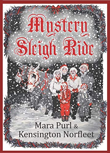 Mystery Sleigh Ride (English Edition)
