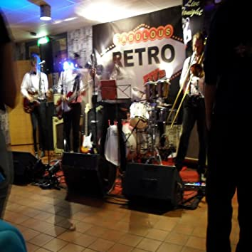 Retro Five - Live at the Bistro (Live)
