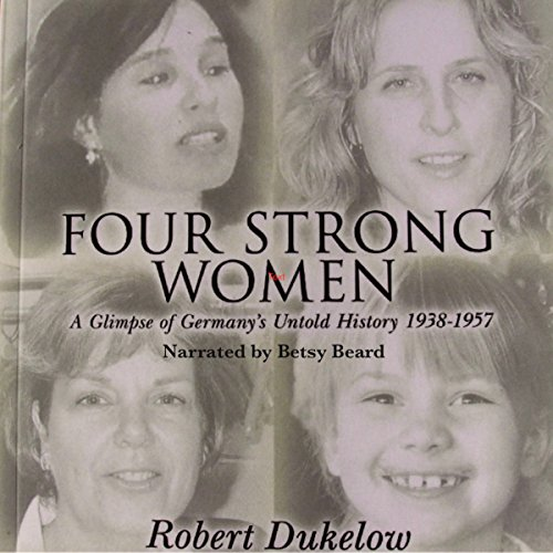Four Strong Women audiobook cover art