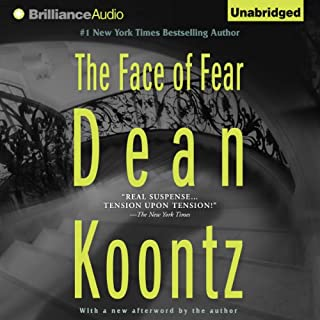 The Face of Fear audiobook cover art