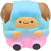 Super Soft Cut Squeeze Toys Crema per Dolci Cervi Kawaii Profumato Squishy Jumbo Regalo per decompressione Antistress per Ragazze Ragazzi Torta Deer MMTX Giocattoli per squishies a Crescita lenta