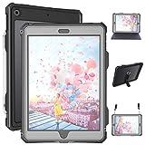 iPad 10.2 Case - Waterproof iPad 7th 8th Generation Case 2019 2020 Full Body...