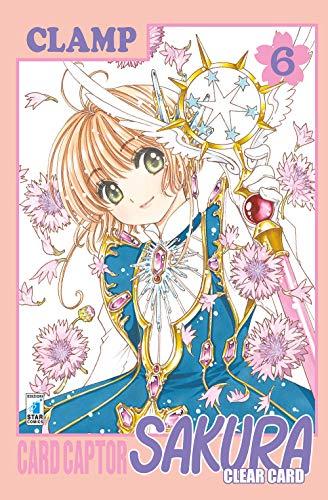 Card Captor Sakura. Clear card (Vol. 6)