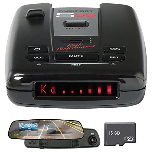 Cheapest Price! Escort Passport S55 High Performance Radar and Laser Detector Includes Bonus ArmorAl...