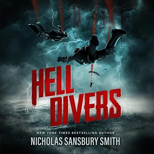 Hell Divers Audiobook By Nicholas Sansbury Smith cover art
