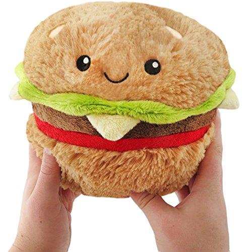 Squishable / Mini Hamburger Plush - 7'