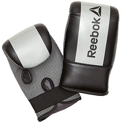 Reebok Boxing Mitts, Guantoni da Boxe Unisex-Adult, Grigio, Taglia Unica