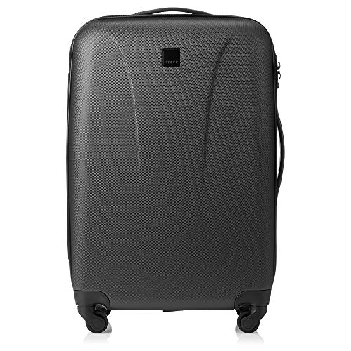 Tripp Black Lite 4 Wheel Medium Suitcase