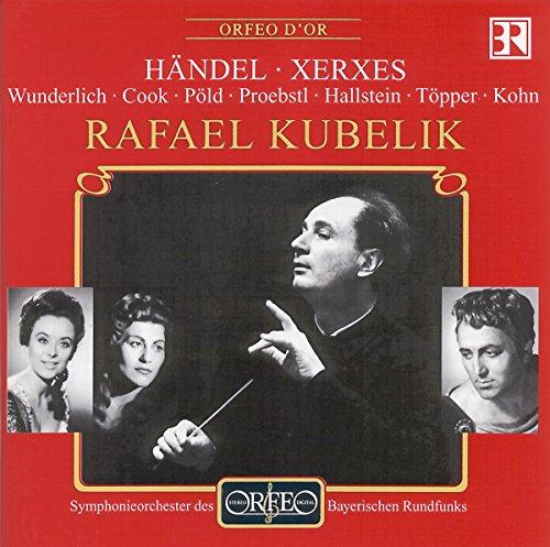 Händel: Xerxes (Gesamtaufnahme)