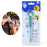 CHUN LING Pet syringe for dogs and cats, used as a distributor of dog pills, medical feeding tool, for pets