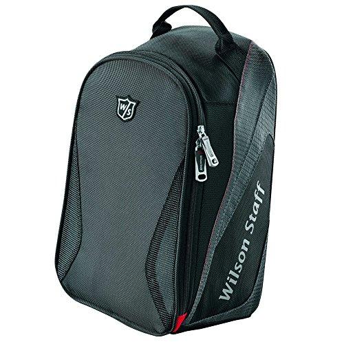 Wilson Golf WGB5005BL Sac à Chaussure Homme, Noir, Taille...