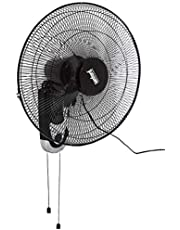 Sanford Wall Fan, Black, SF934WFN BS