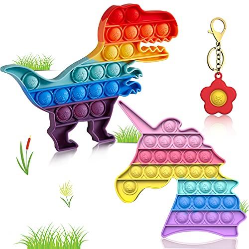 pop it unicorno gigante Pop It Gigante Push Bubble Fidget Toys