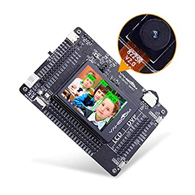 Yahboom K210 Developer Kit with AI Vision RISC-V Face Recognition Camera Programmable Development Board (Complete Kit)