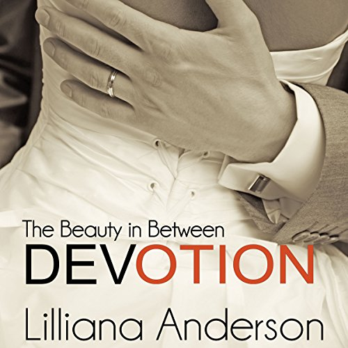 Devotion - The Beauty in Between audiobook cover art