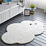 alfombra nube blanca