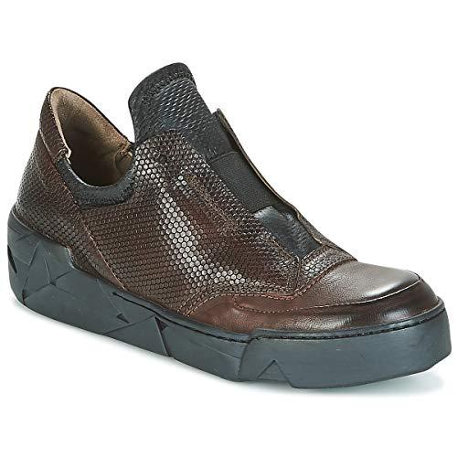 Airstep/A.S.98 Concept Botines/Low Boots Mujeres Marrón - 36 - Botas De Caña Baja Shoes