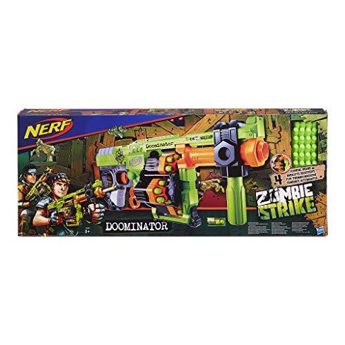 Hasbro Nerf B1532EU4 - Zombie Strike Doominator, speelgoedblaster