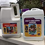 Fi-Clor Large Winter Chemical Kit For Closing Swimming Pools Up To 100m3 From Giraffe Enterprises