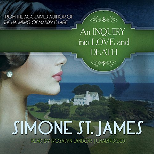 An Inquiry into Love and Death audiobook cover art