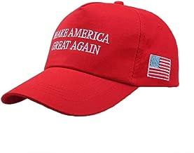 Sumyer Hut Trump 2020 Cap Baseball Basecap Mütze Kappe Hat Unisex Schirmmütze