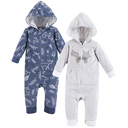 Yoga Sprout - Conjunto de Ropa Polar para bebé (2 Unidades), Forest, 18-24 Months (24M)