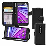 Gadget Giant® Motorola Moto G 3rd Generation Leather