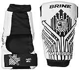 Brine Uprising Lacrosse Arm Pad (Small, White)