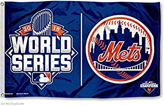 WinCraft New York Mets 2015 NL Champs 3x5 Flag