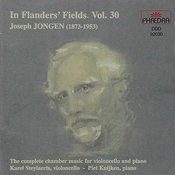 In Flanders' Fields Vol. 30: Joseph Jongen