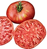 Organic Pink Ponderosa Heirloom Tomato Seeds - Large Tomato - One of The Most Delicious Tomatoes for...