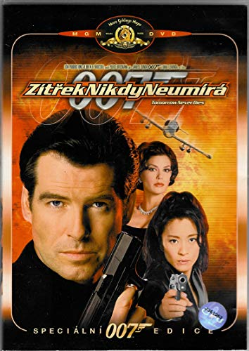 Zitrek nikdy neumira DVD   Tomorrow Never Dies (czech version)